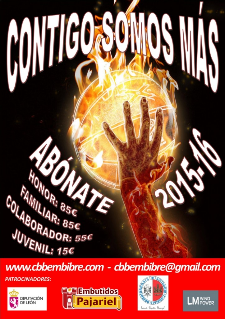 CARTEL ABONATE 2015-16