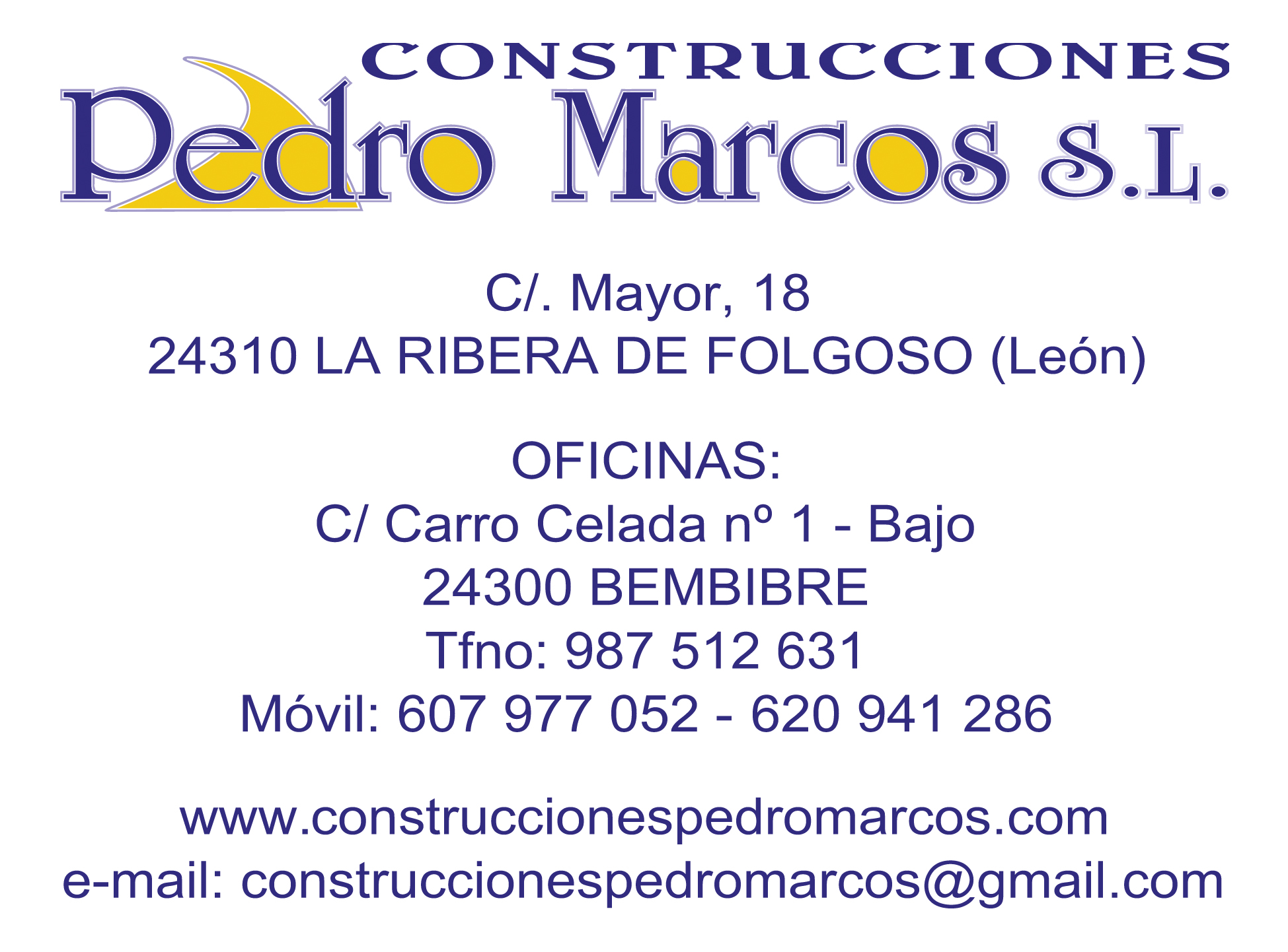 Pedro Marcos