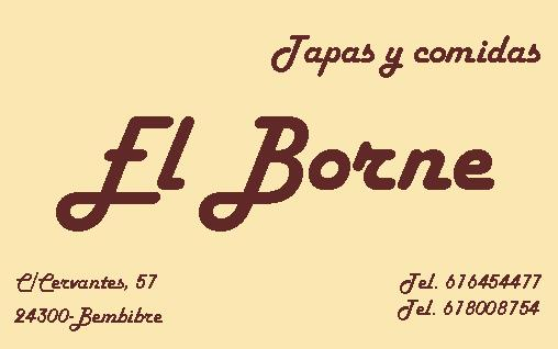 El Borne